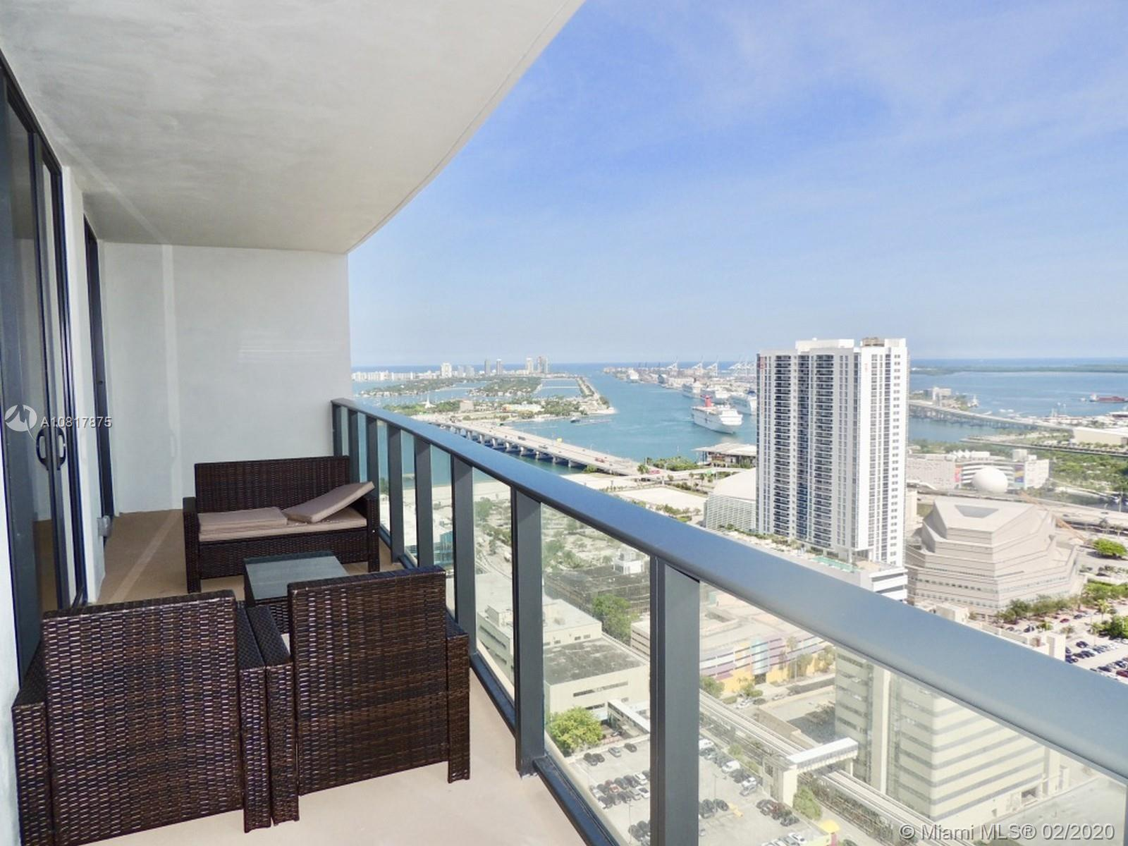1600 NE 1st Ave #3707 For Sale A10817875, FL
