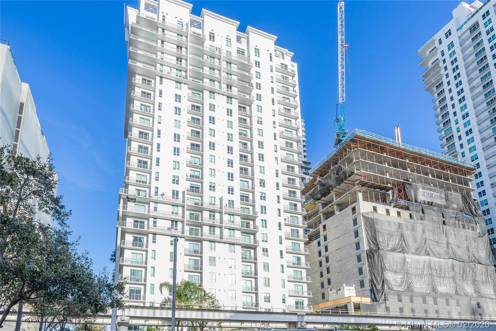 234 NE 3rd St #1207 For Sale A10817512, FL
