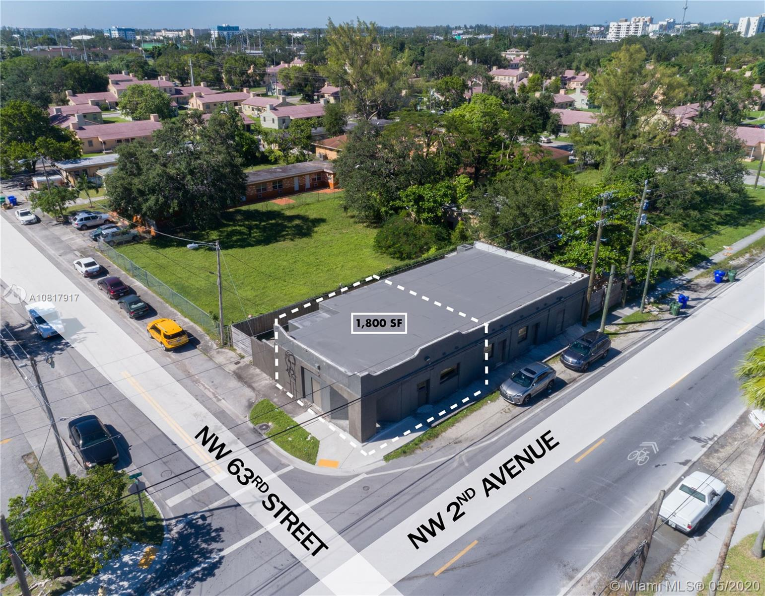 6300 NW 2nd Ave  For Sale A10817917, FL