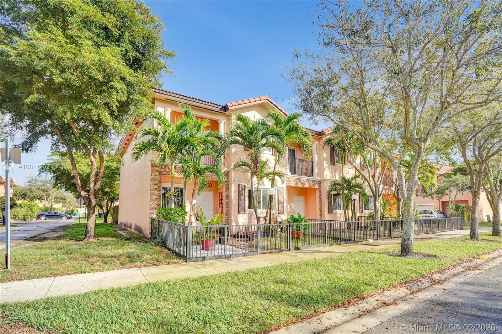 22947 SW 113th Ave #22947 For Sale A10817932, FL