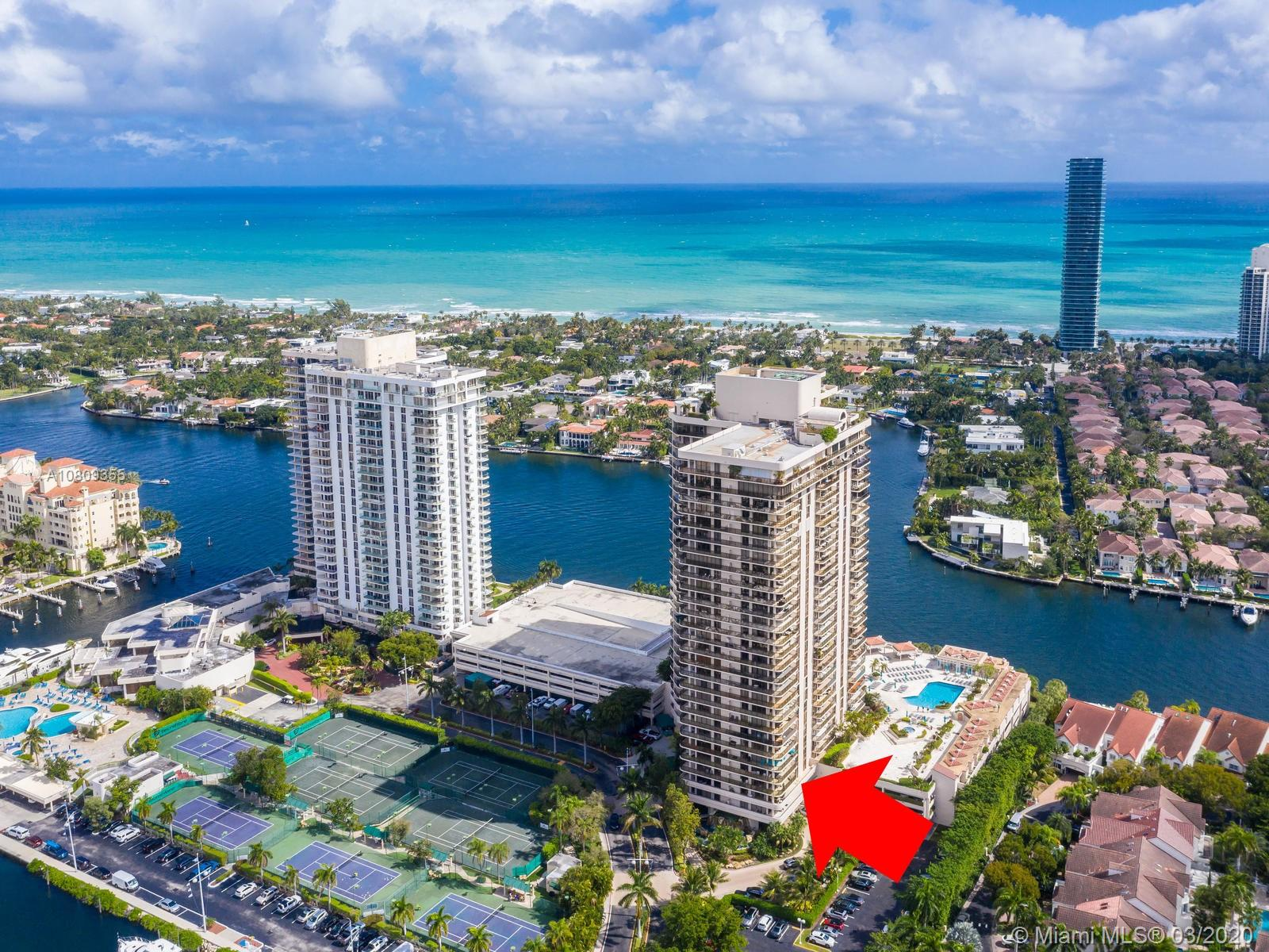 19667  Turnberry Way #4D For Sale A10809355, FL