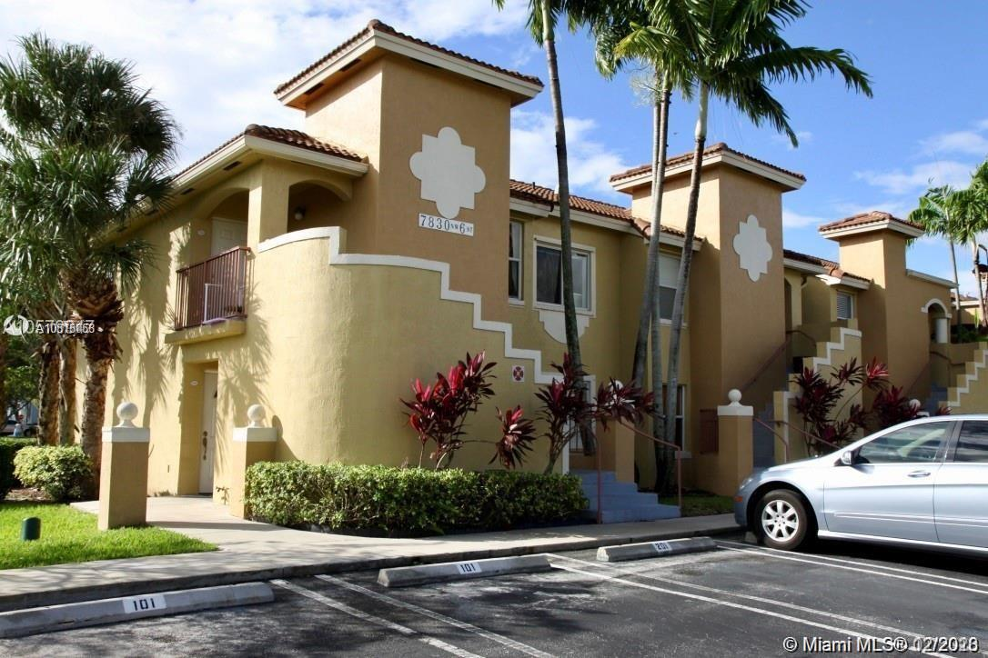 640 NW 79th Ave #103 For Sale A10818053, FL