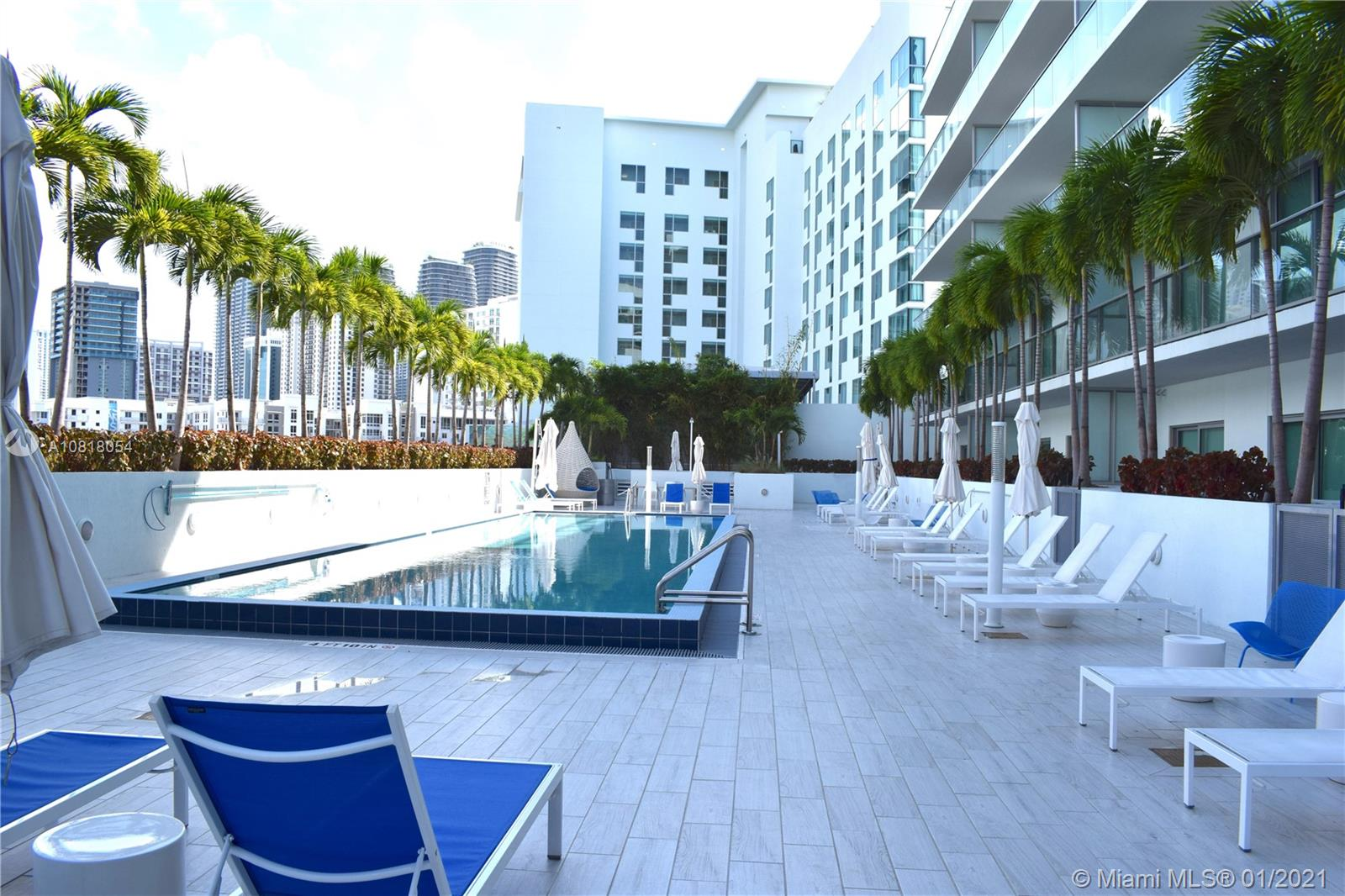 1600 SW 1st Ave #408 For Sale A10818054, FL