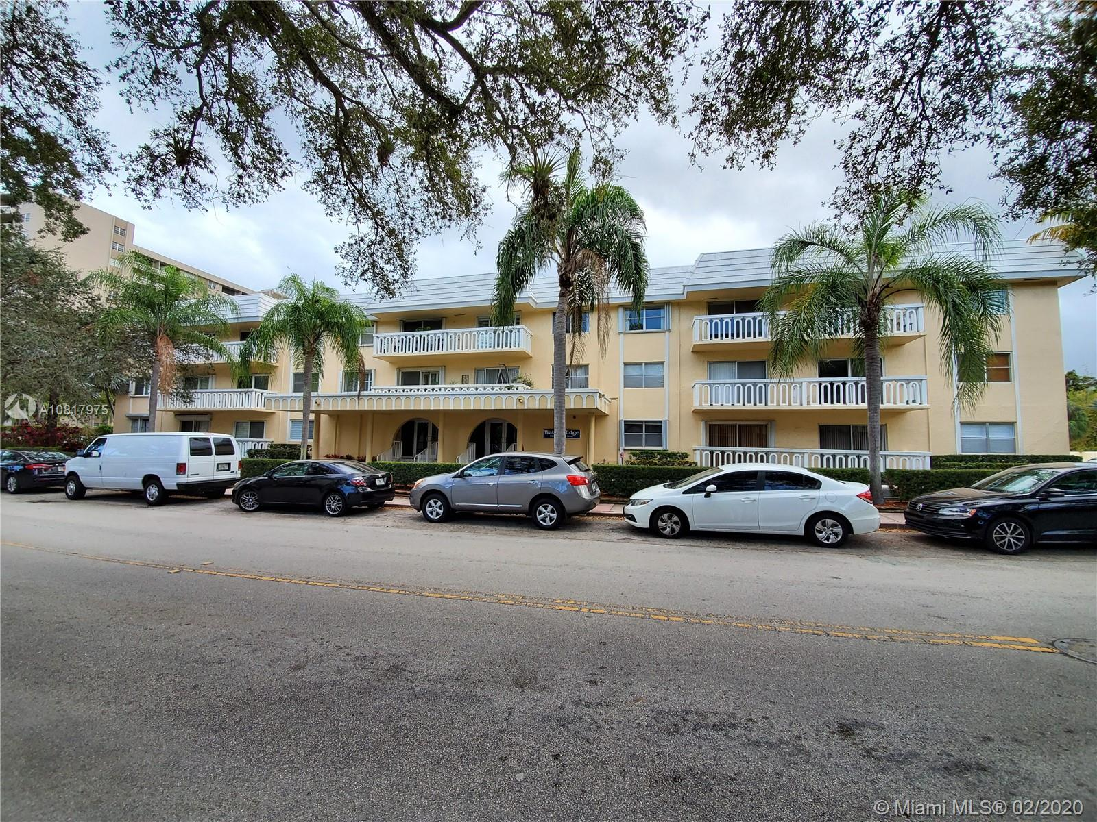 100  EDGEWATER DR #334 For Sale A10817975, FL
