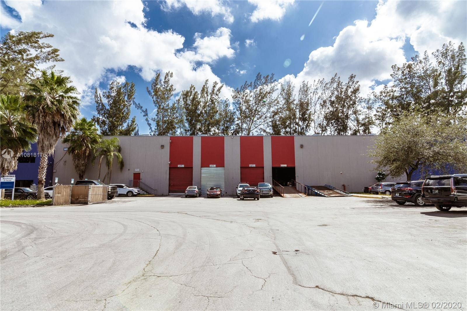 1400 NW 96th Ave  For Sale A10818175, FL