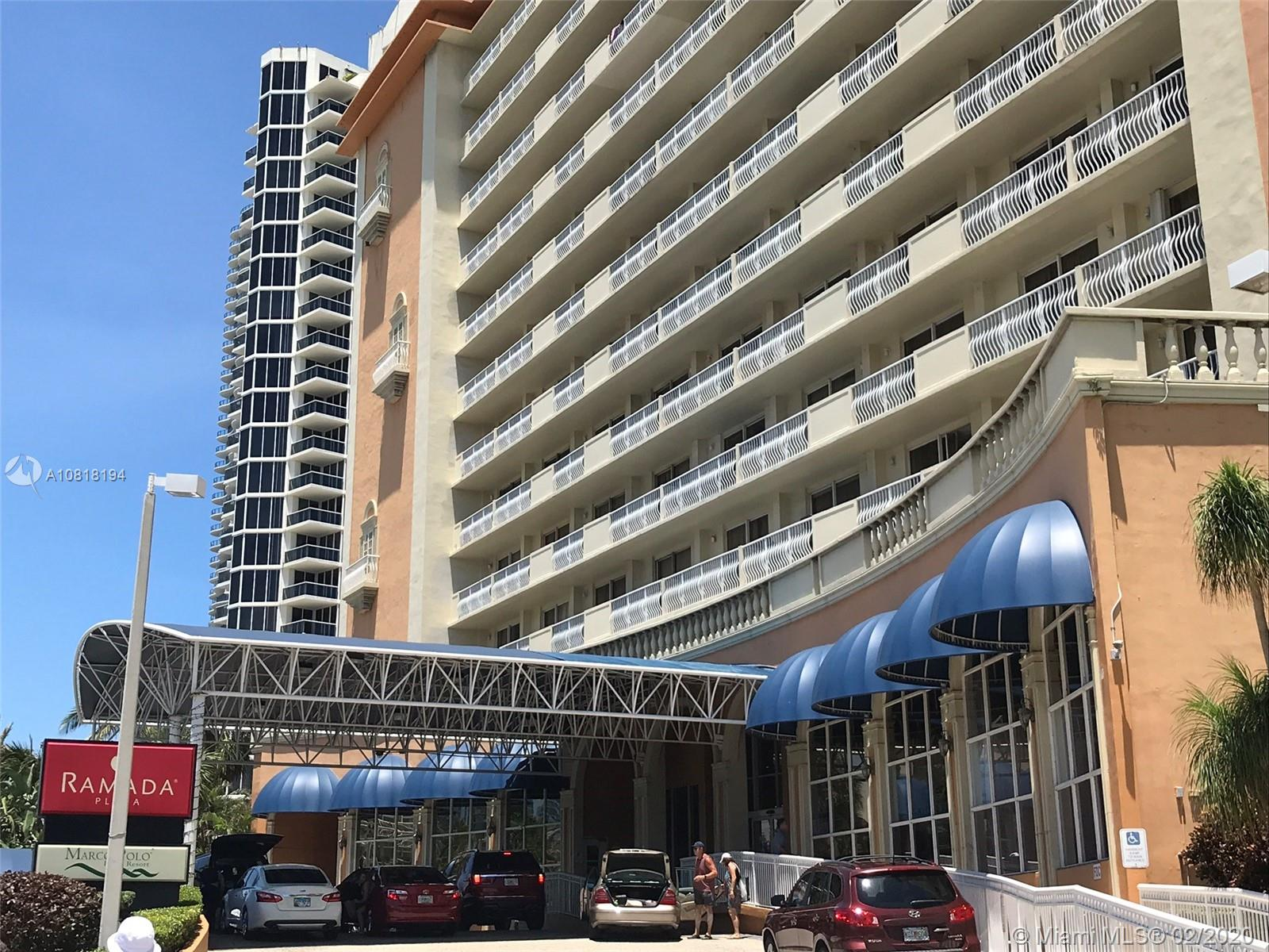 19201  Collins Ave #106 For Sale A10818194, FL