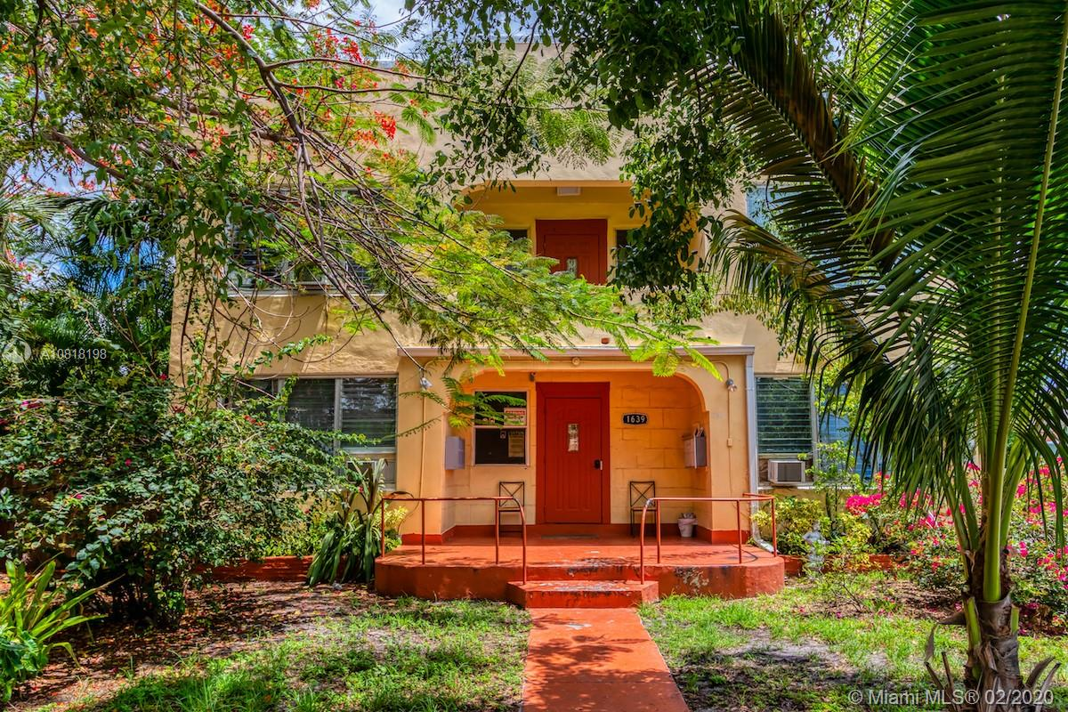 1639  Madison St #6 For Sale A10818198, FL