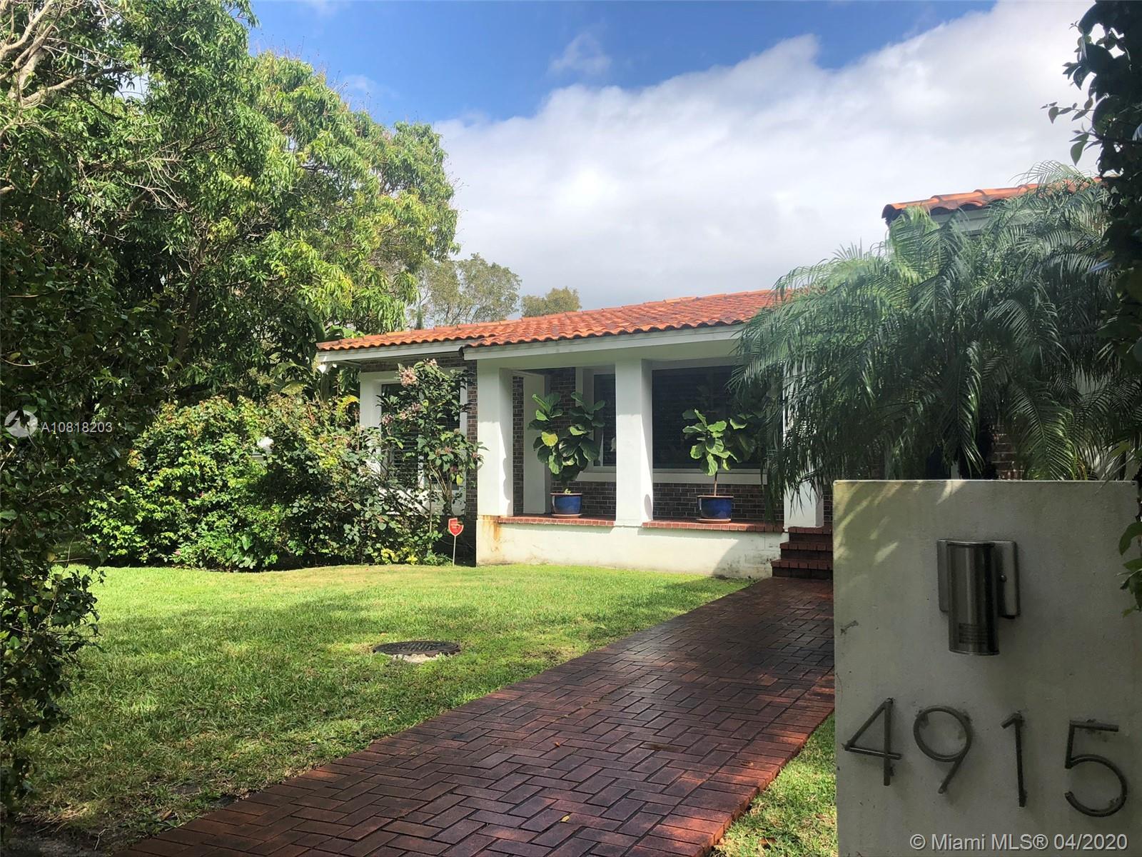 4915  Alhambra Cir  For Sale A10818203, FL