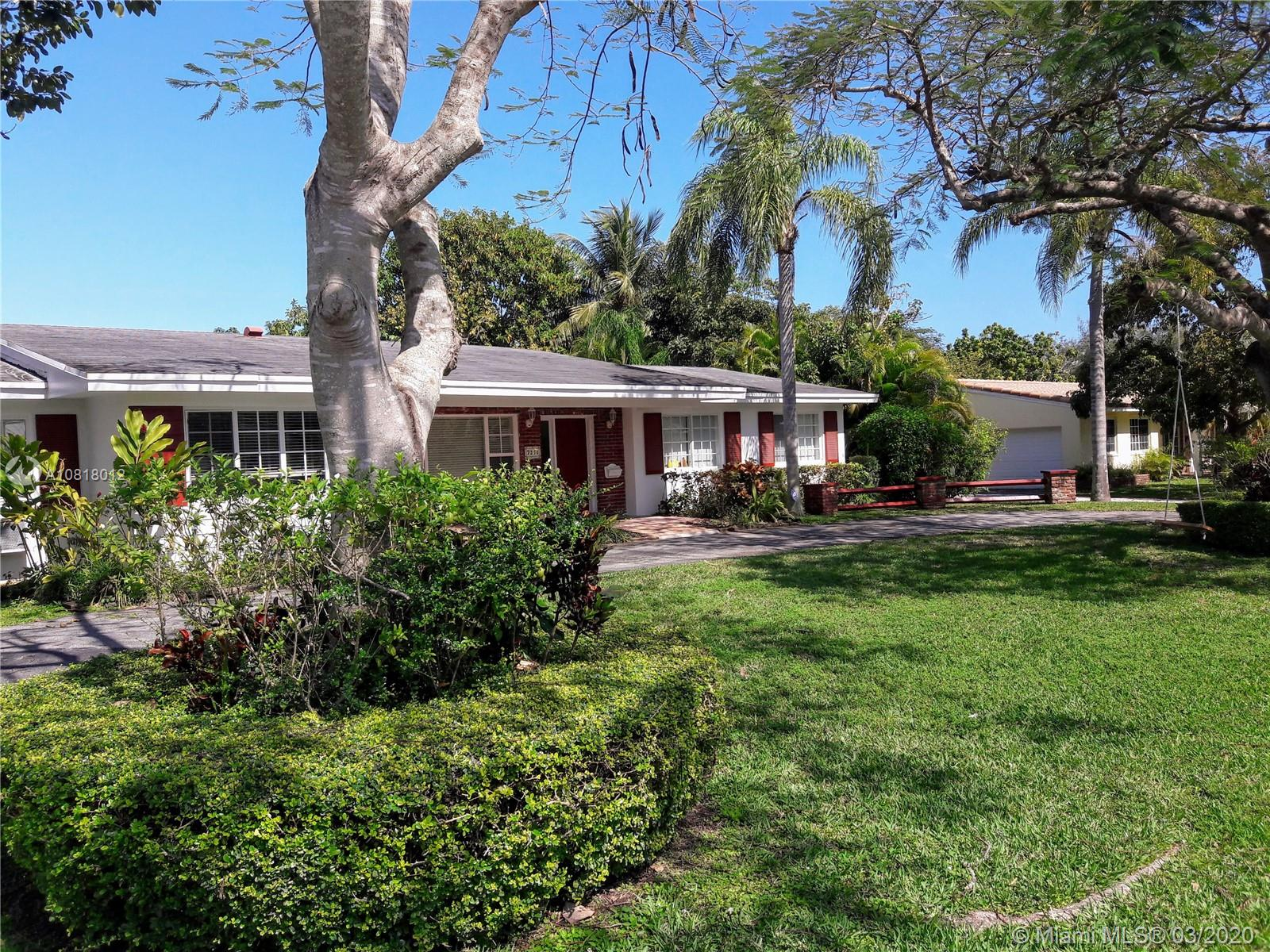 7291 SW 129th St  For Sale A10818012, FL