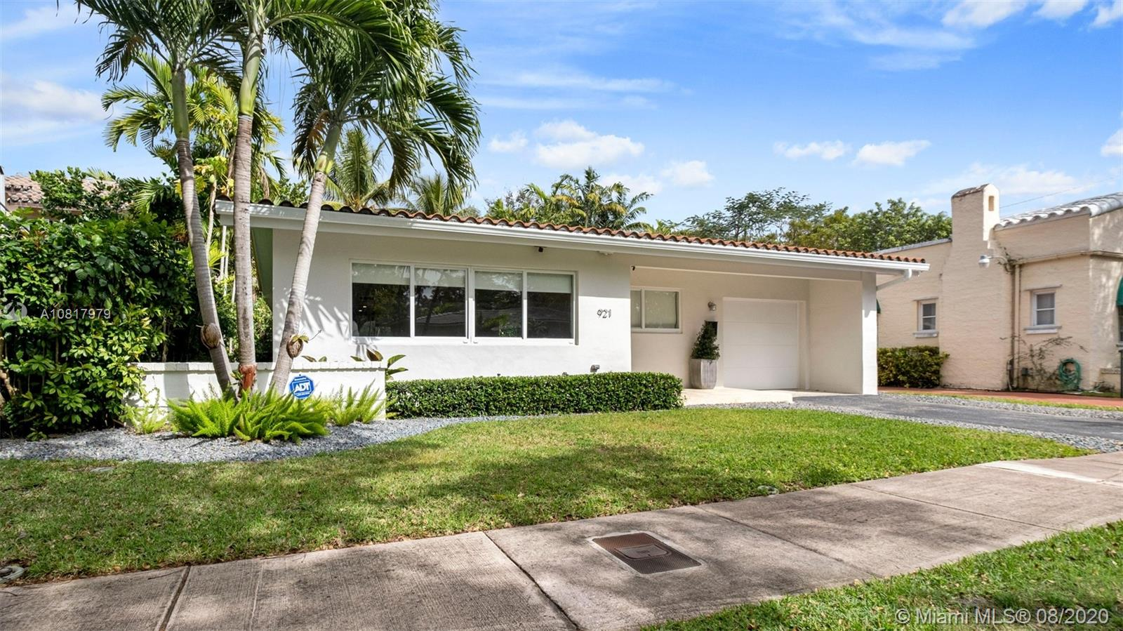 921  Ortega Ave  For Sale A10817979, FL