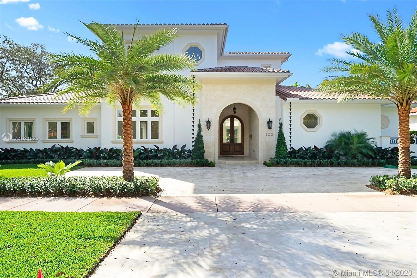 800 Catalonia Ave, Coral Gables, FL 33134