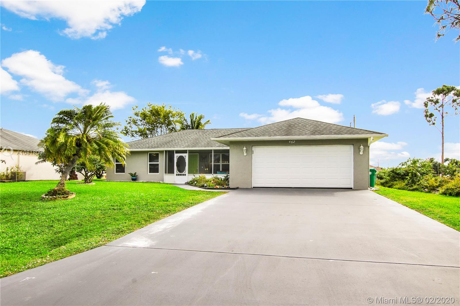 462 SW Nativity Ter, Port St. Lucie, FL 34984