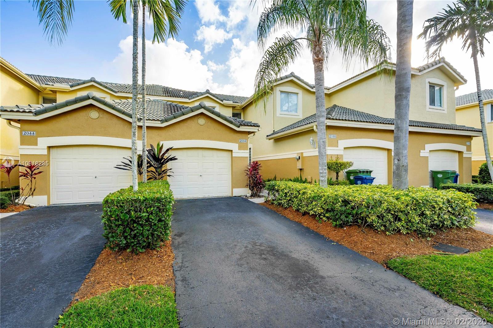2094  Hacienda Ter  For Sale A10818285, FL