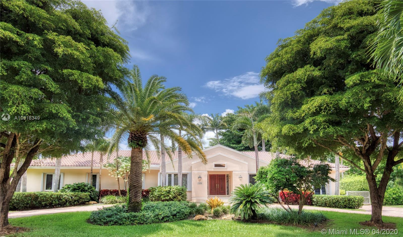 13250 SW 59th Ave  For Sale A10818349, FL