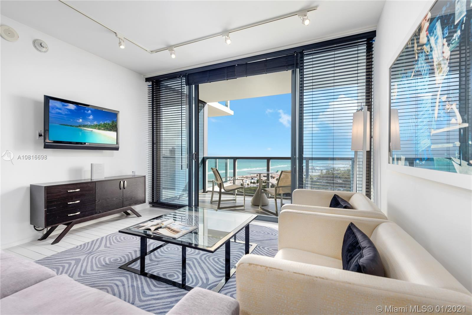 2201  Collins Ave #1114 For Sale A10816698, FL