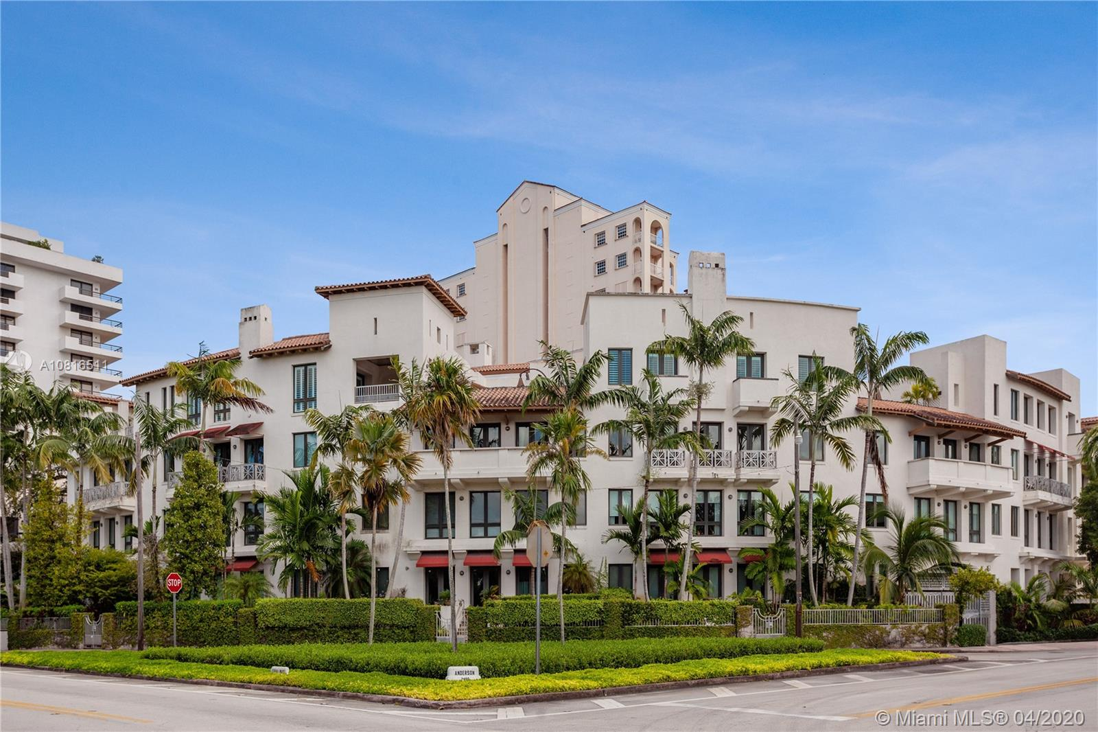 2401  Anderson Rd #2 For Sale A10816511, FL