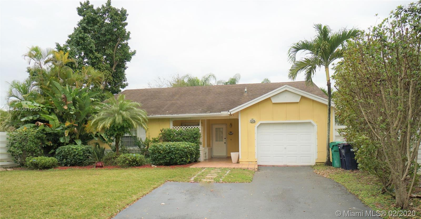 14807 SW 139th Pl  For Sale A10816951, FL