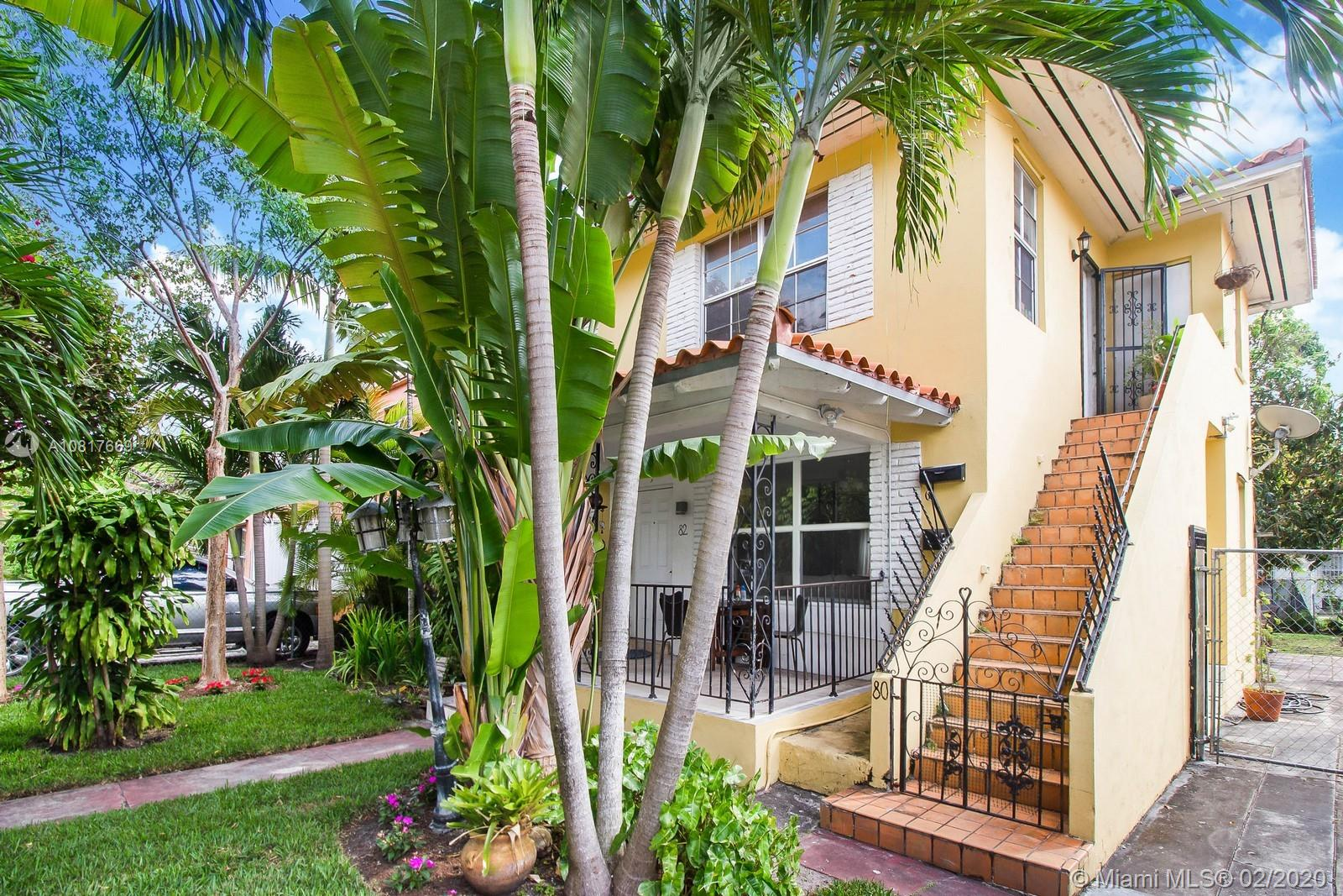 80 NE 43rd St  For Sale A10817669, FL