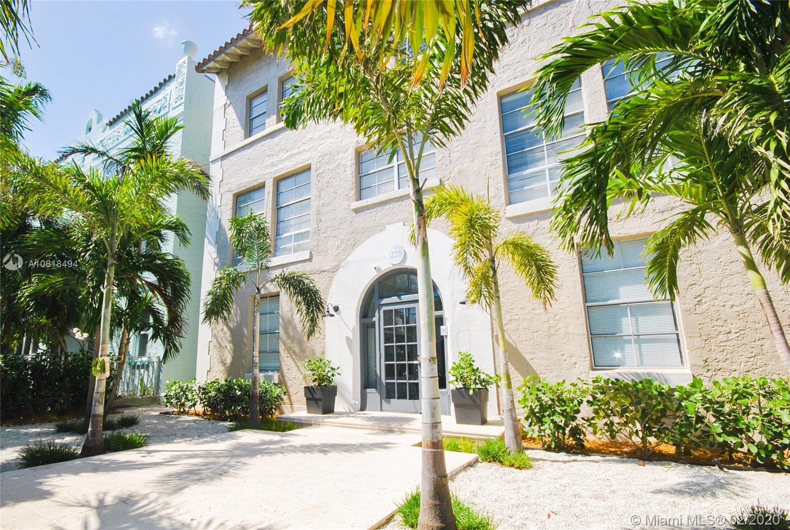 1226  Drexel Ave #305 For Sale A10818494, FL