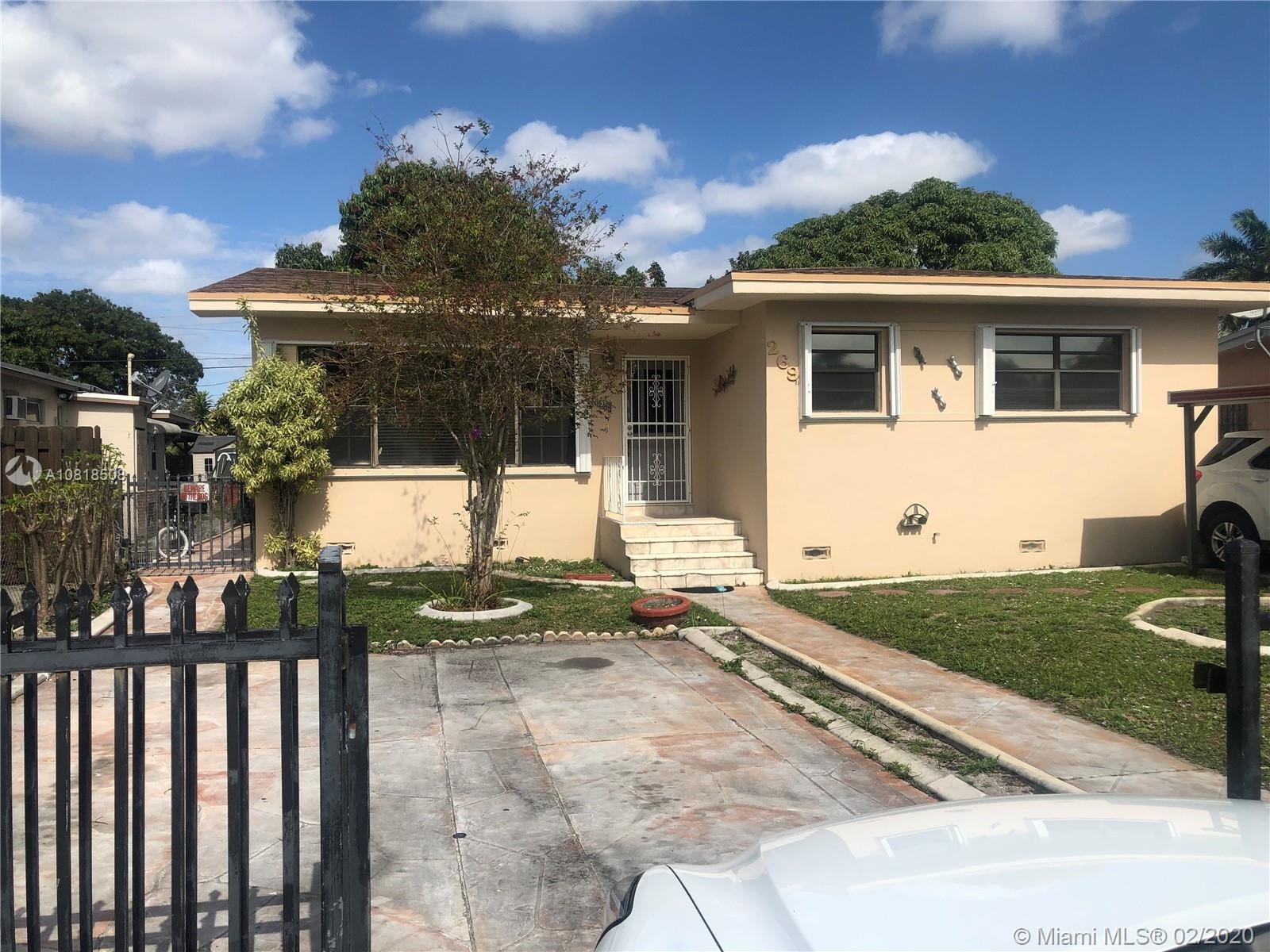 269 E 12th St  For Sale A10818508, FL