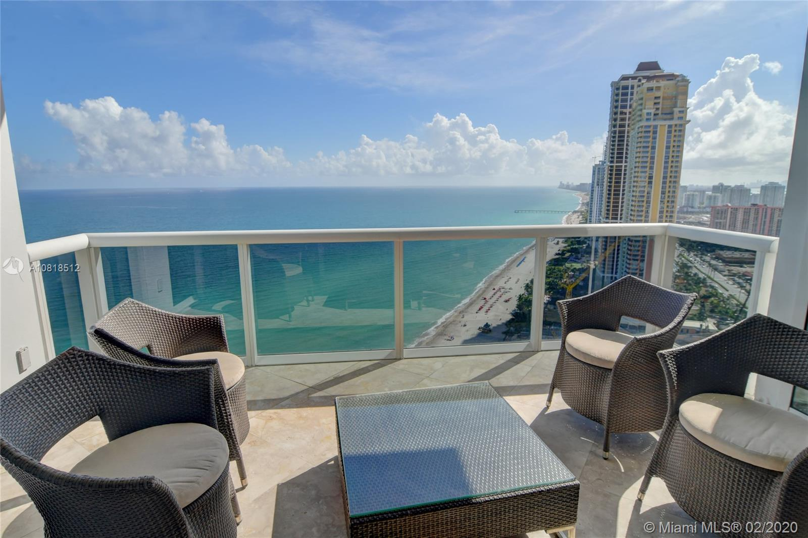 18101  Collins Ave #4206 For Sale A10818512, FL