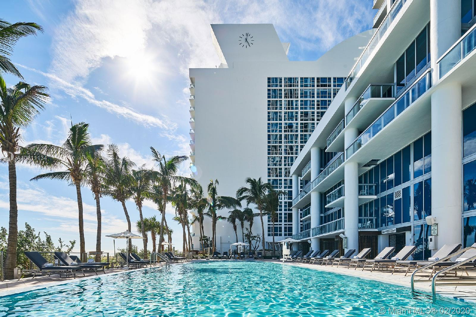 6801  Collins Ave #611 For Sale A10811134, FL