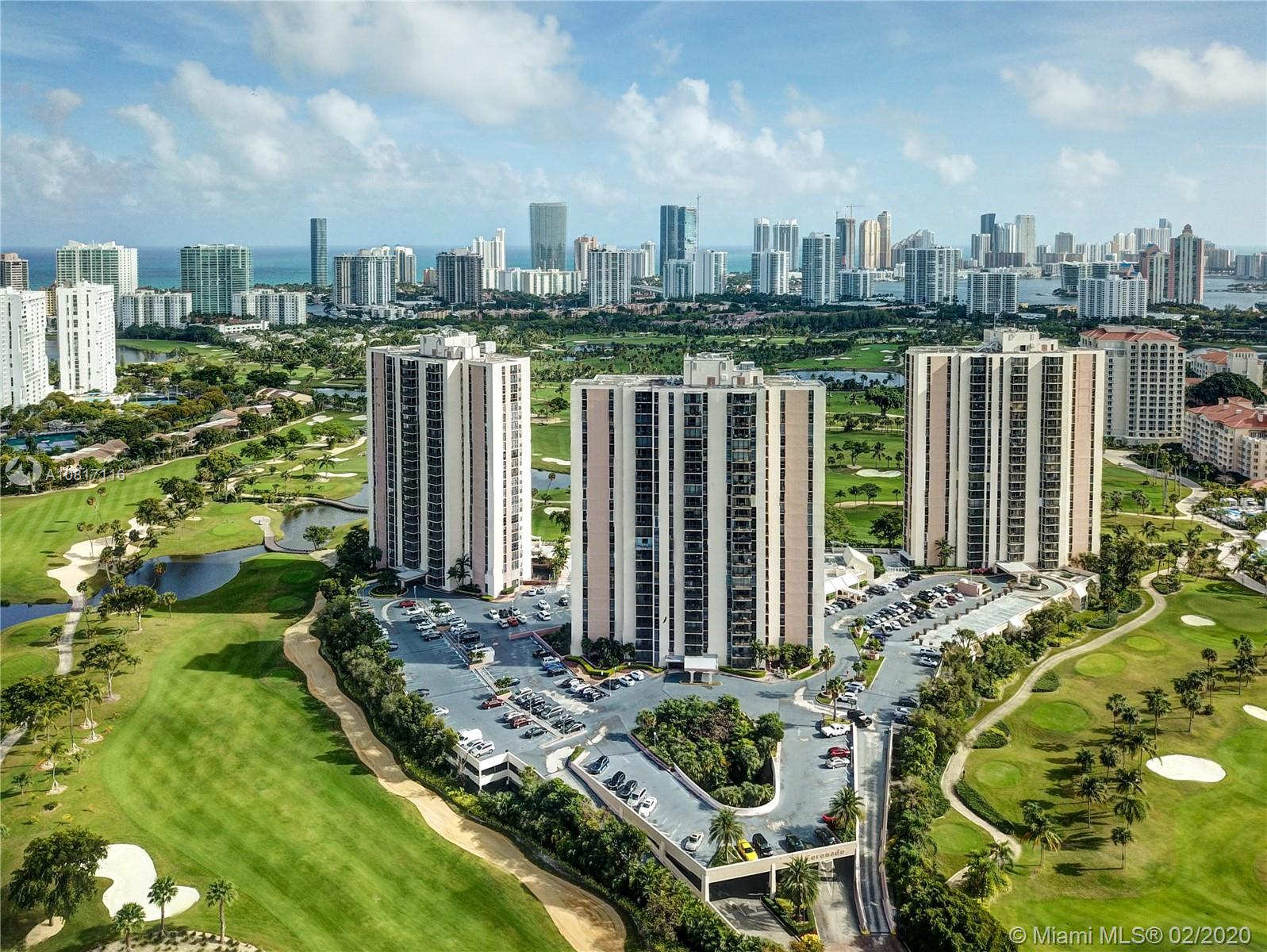 20301 W Country Club Dr #1823 For Sale A10817116, FL