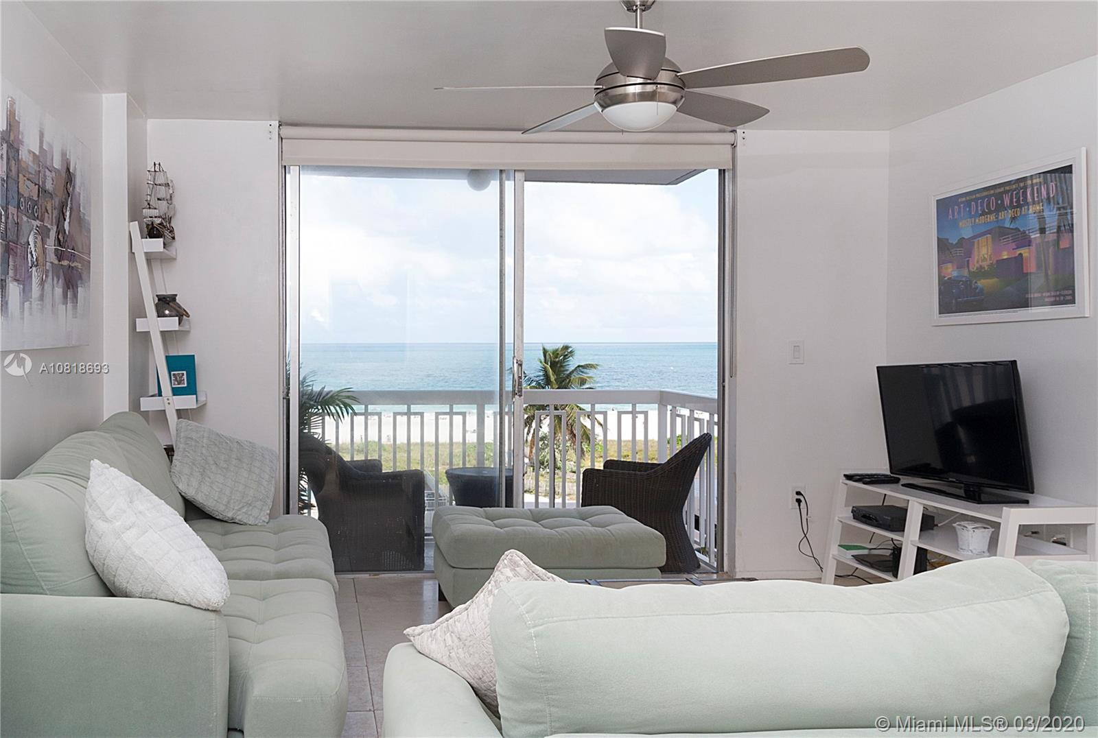 401  Ocean Dr #606 For Sale A10818693, FL