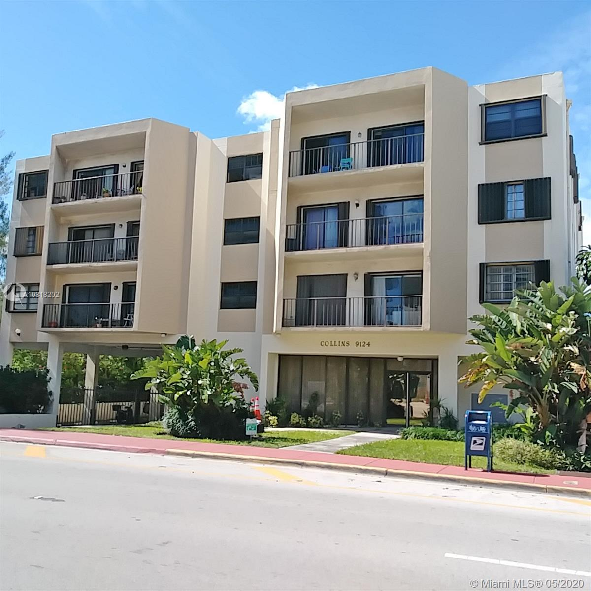 9124  Collins Ave #202 For Sale A10818202, FL