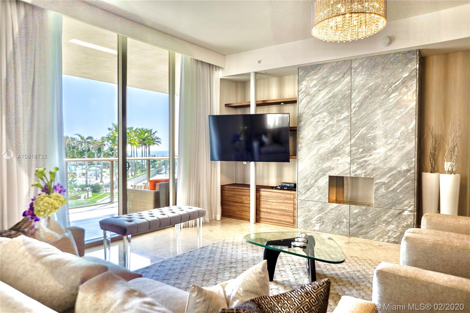 9701  Collins Ave #404S For Sale A10818733, FL