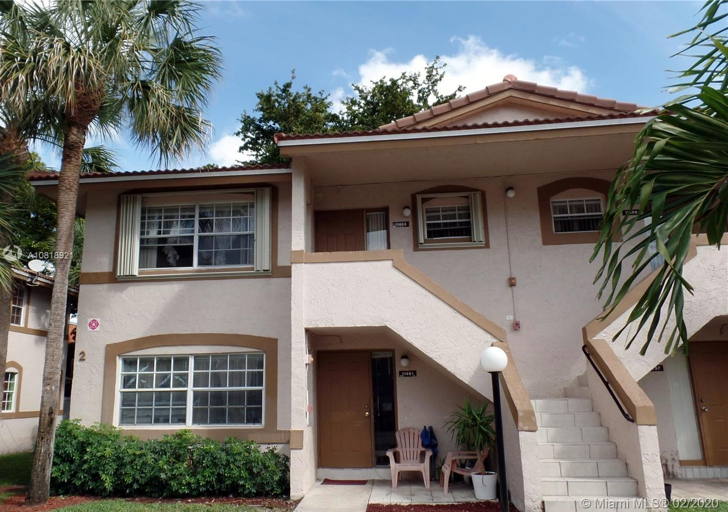 11463 NW 42nd St #11463 For Sale A10818921, FL