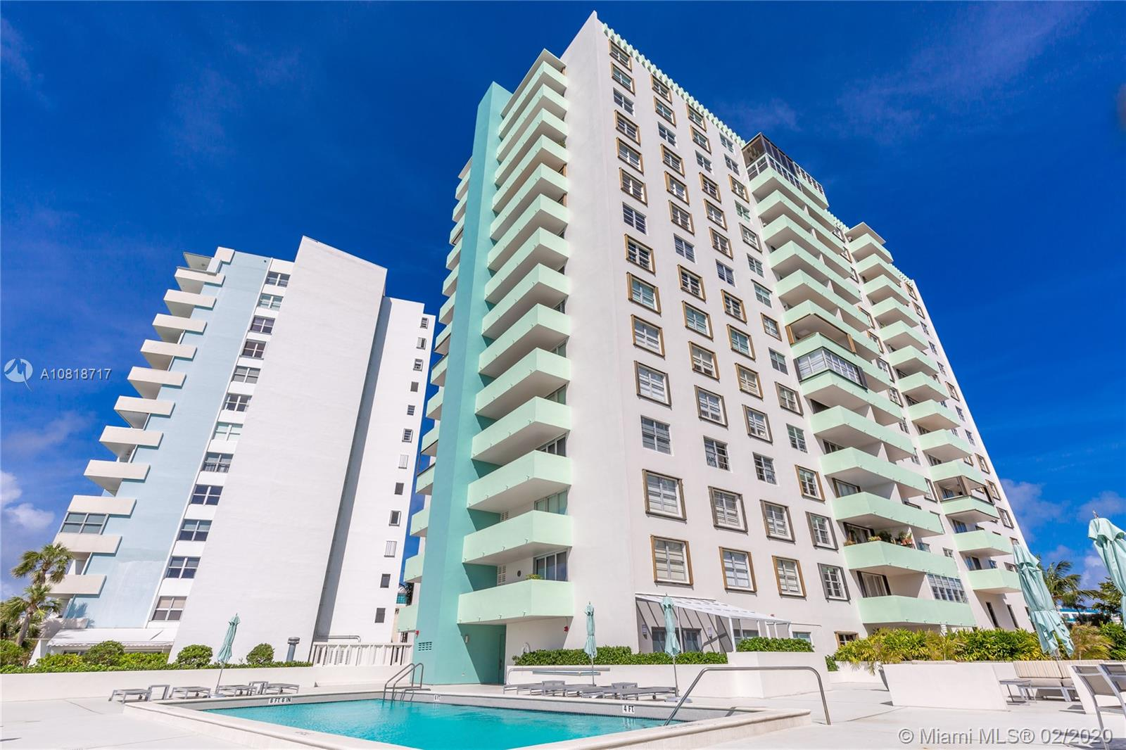 5  Island Ave #3K For Sale A10818717, FL