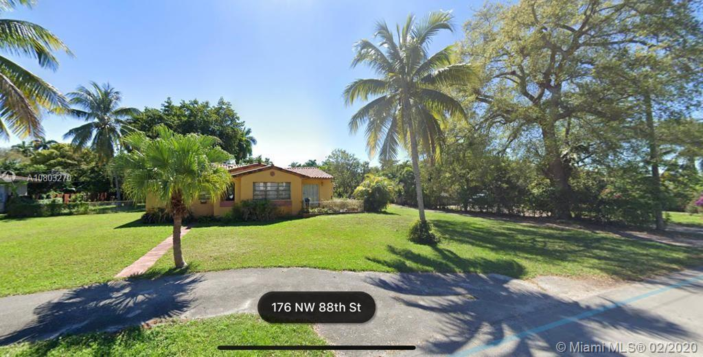 176 NW 88 st  For Sale A10803270, FL
