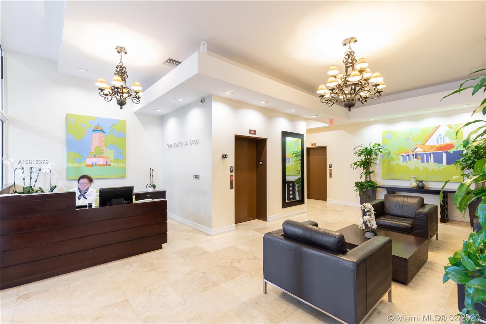 1607  Ponce De Leon Blvd #8A For Sale A10818379, FL