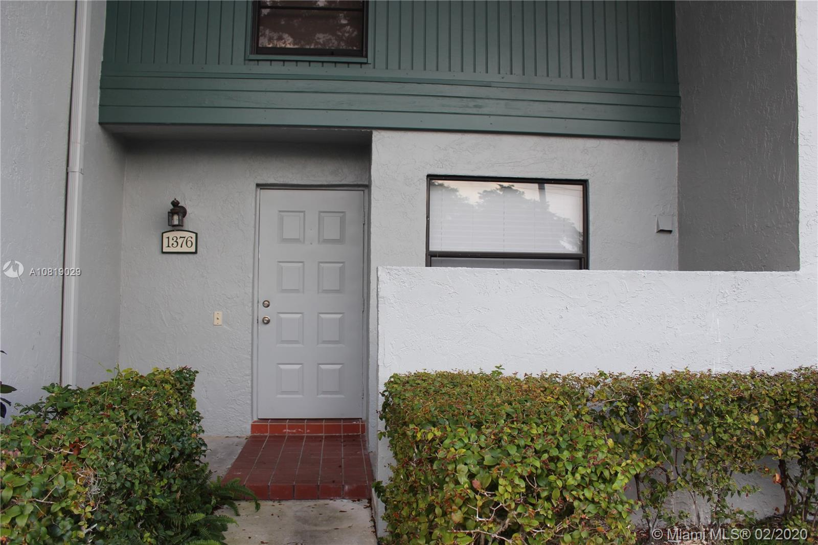 1376 NW 97th Ave #256 For Sale A10819029, FL