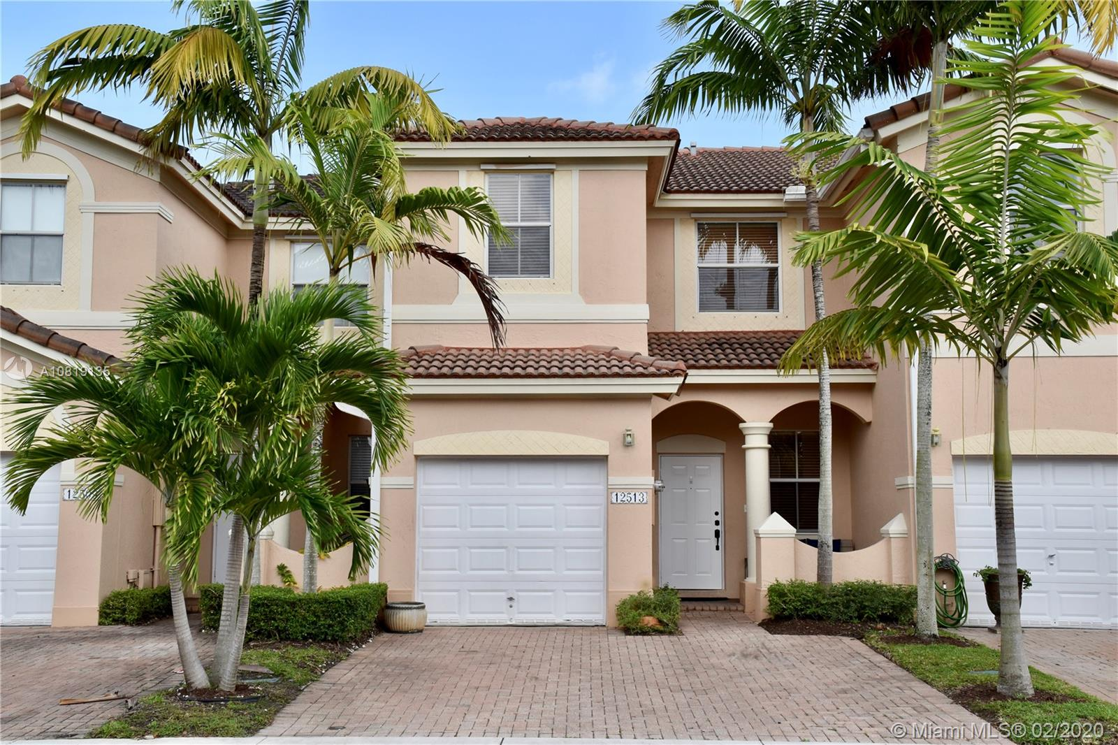12513 SW 125th Ct  For Sale A10819135, FL