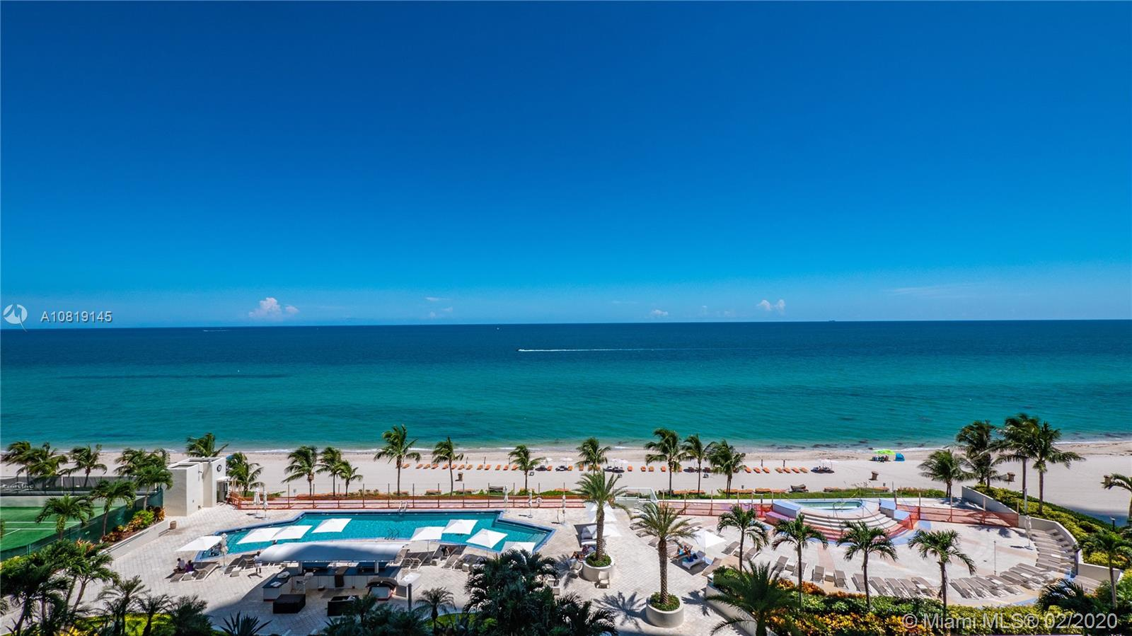 19111  Collins Ave #705 For Sale A10819145, FL