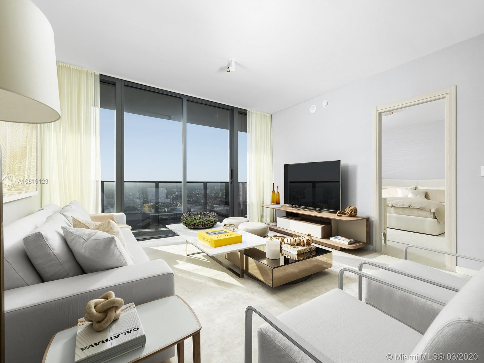 1000  Brickell Plaza #4606 For Sale A10819123, FL