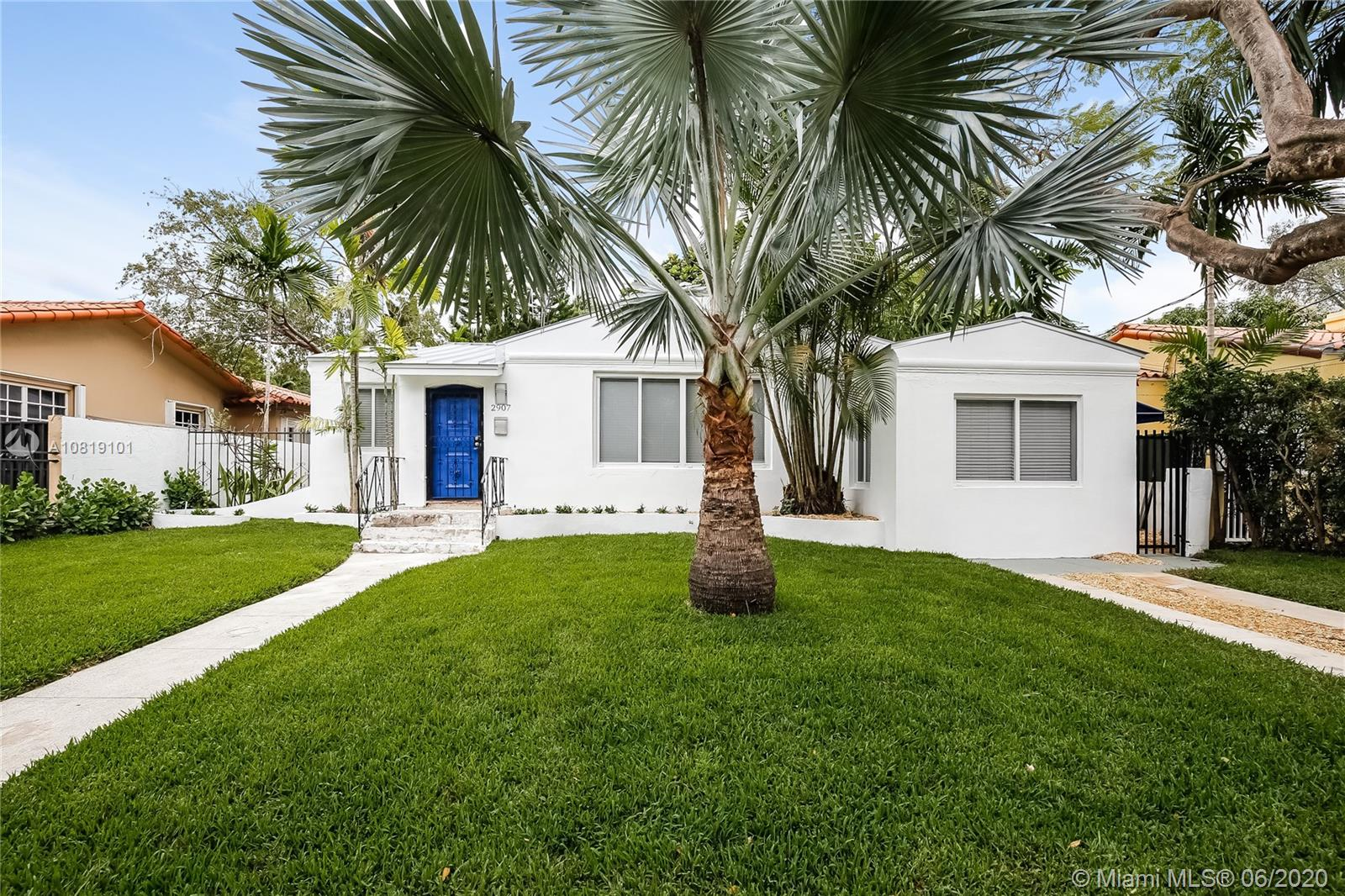 2907 SW 2nd Ave  For Sale A10819101, FL
