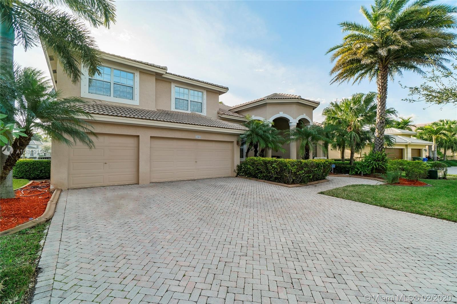 1860 NW 168th Ave  For Sale A10819158, FL
