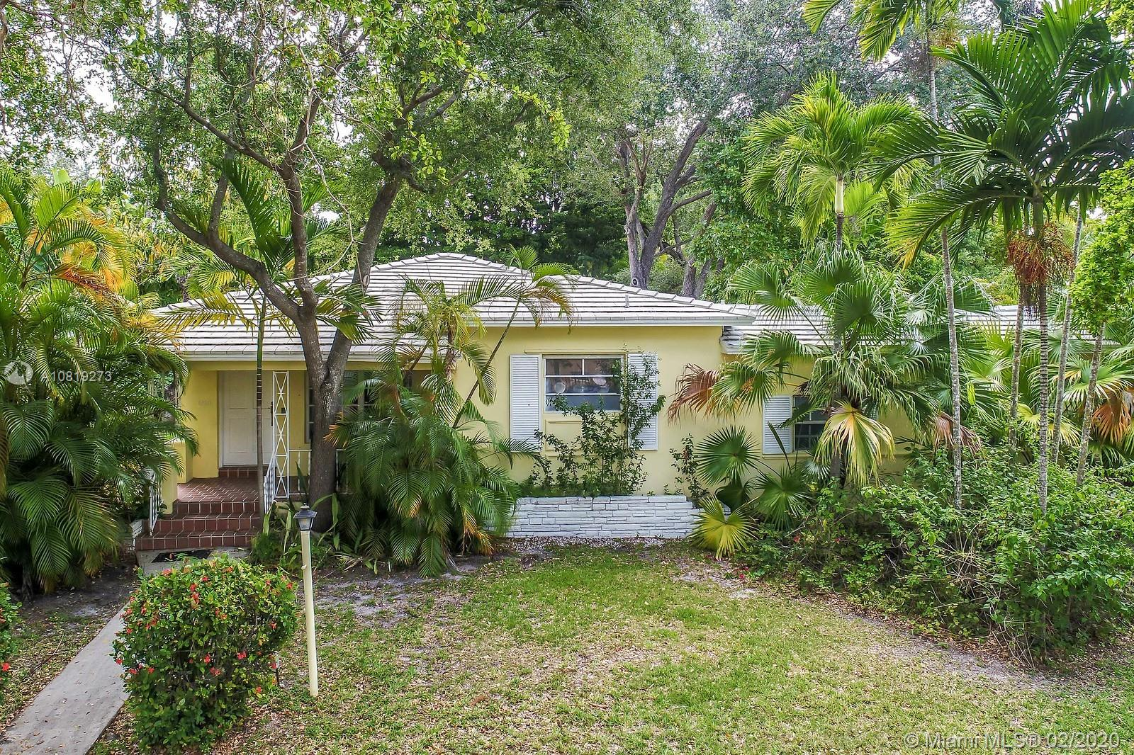 6809  Nervia St  For Sale A10819273, FL