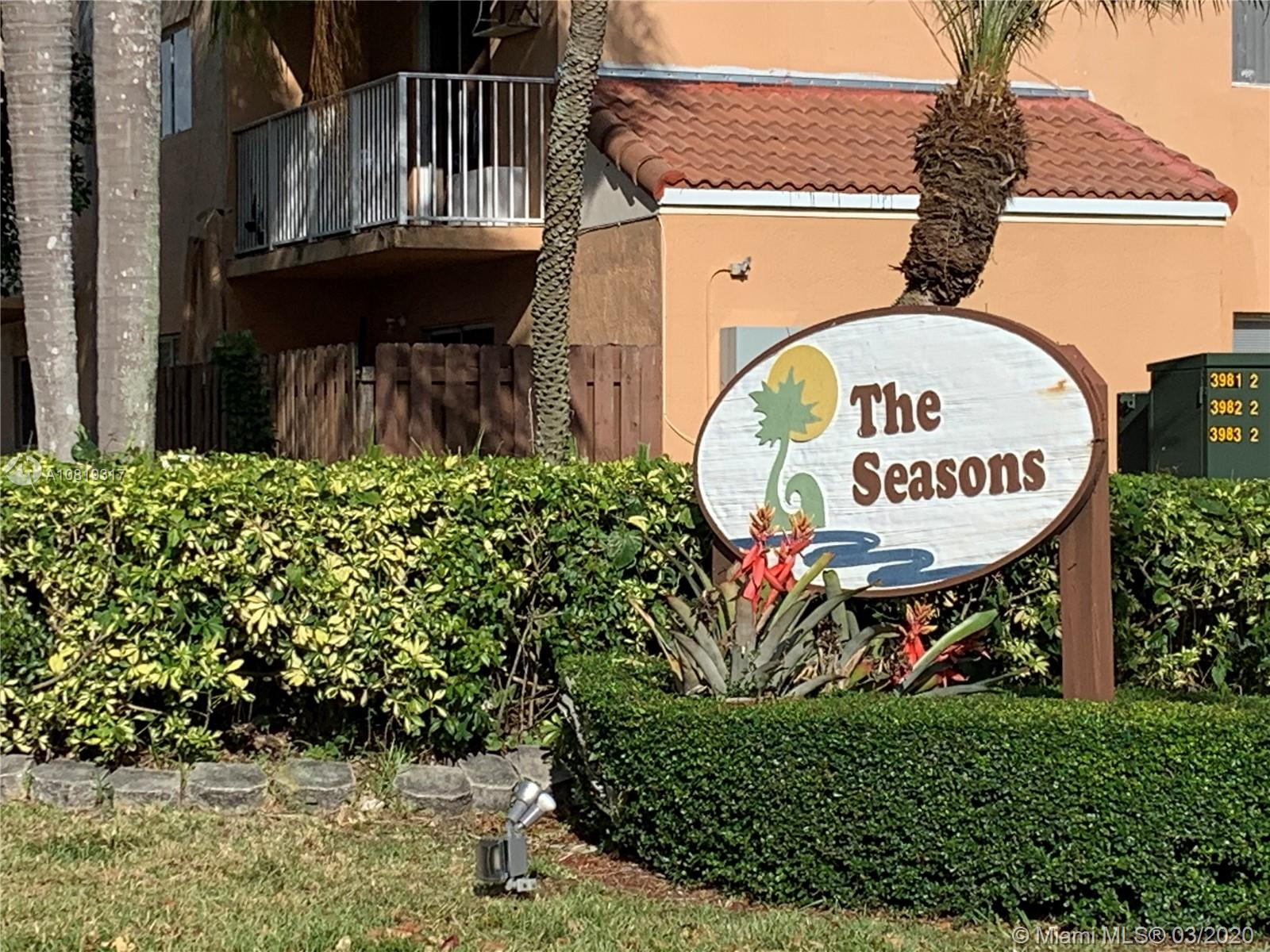 14915 SW 80th St #218 For Sale A10819317, FL
