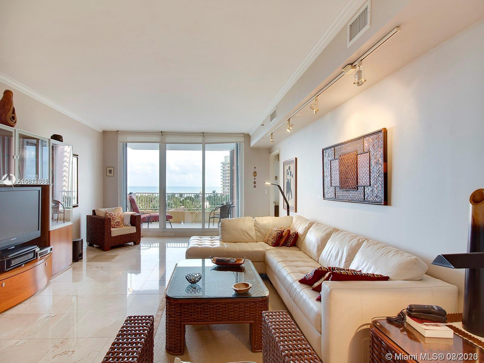 781  Crandon Blvd #804 For Sale A10818888, FL