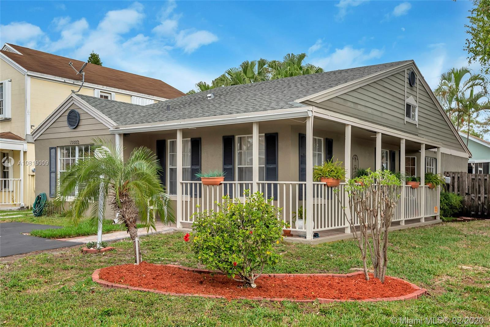 10003 SW 223rd Ter  For Sale A10819009, FL