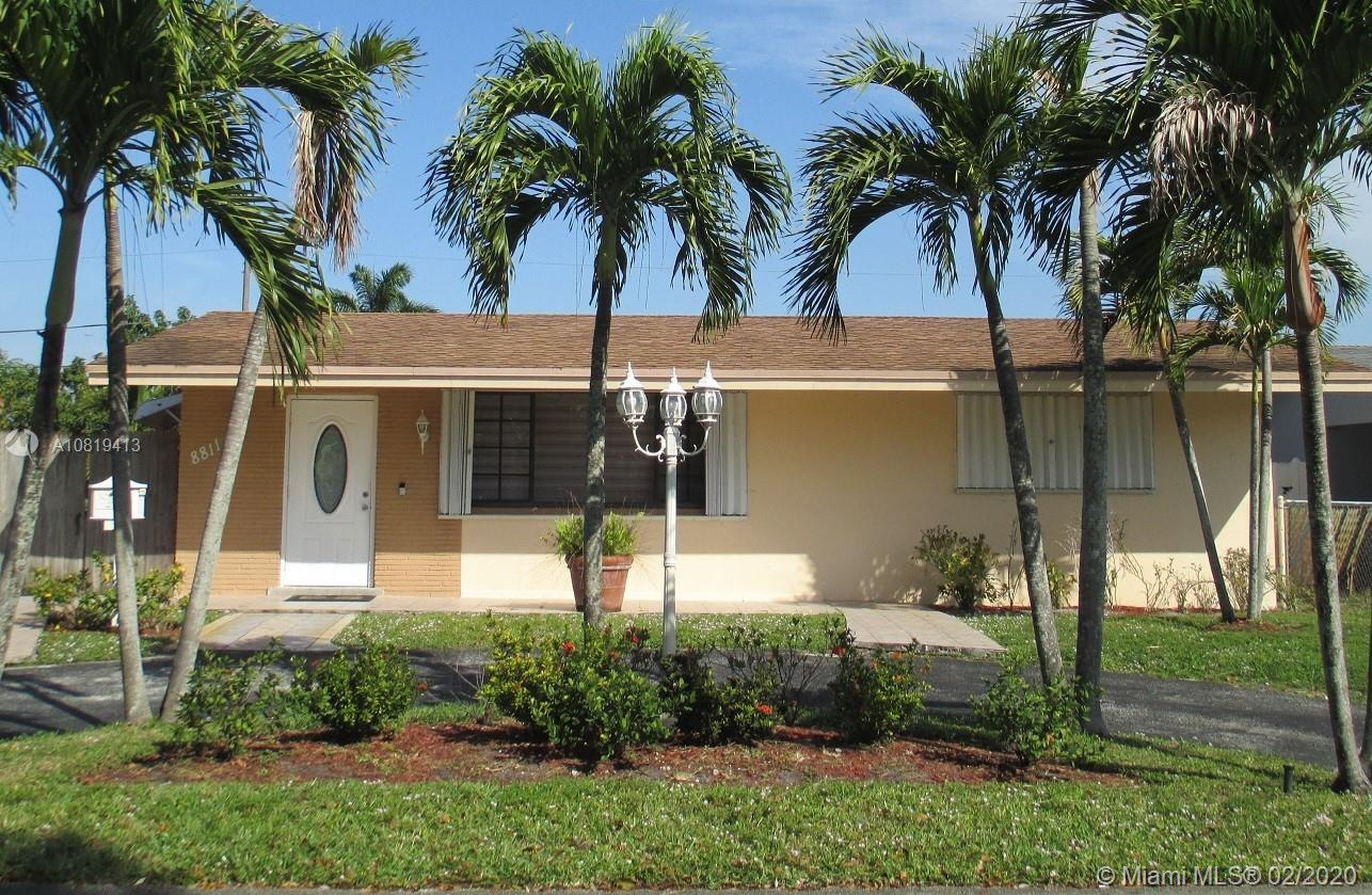 8811 NW 11th Ct  For Sale A10819413, FL