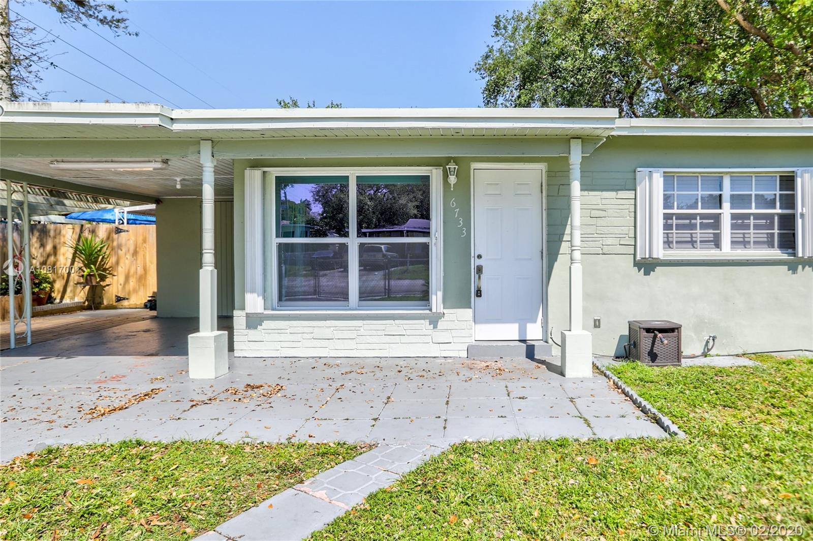 6733  Simms St  For Sale A10817001, FL