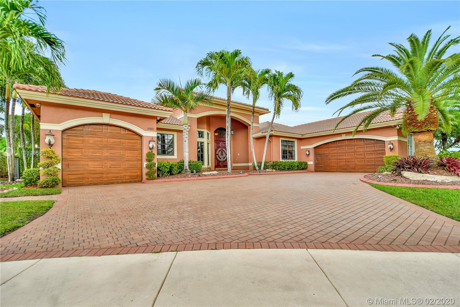 14807 SW 36th St  For Sale A10819555, FL