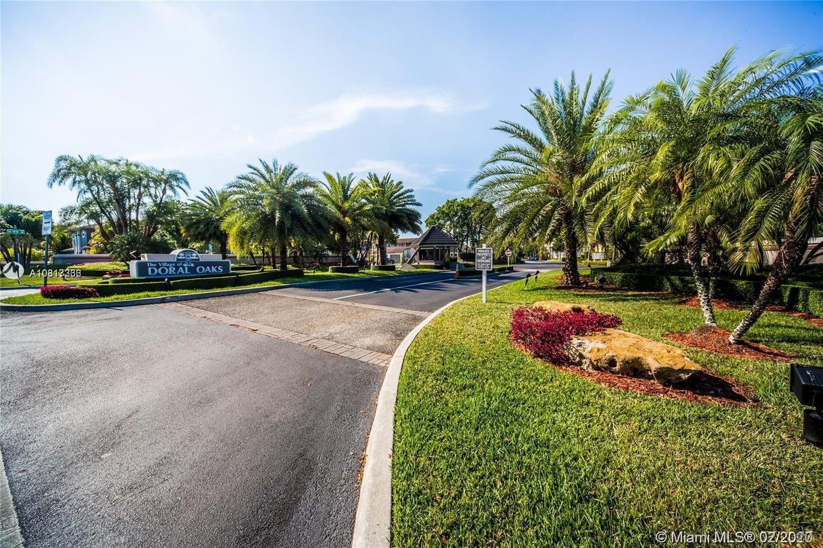 9725 NW 52nd St #107 For Sale A10817366, FL