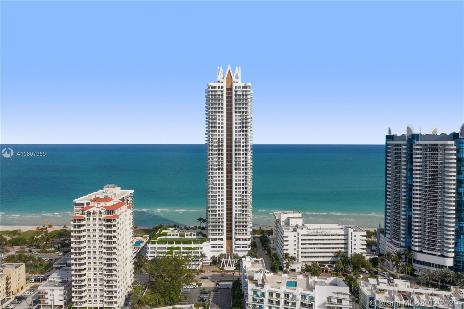 6365  Collins Ave #2205 For Sale A10807989, FL