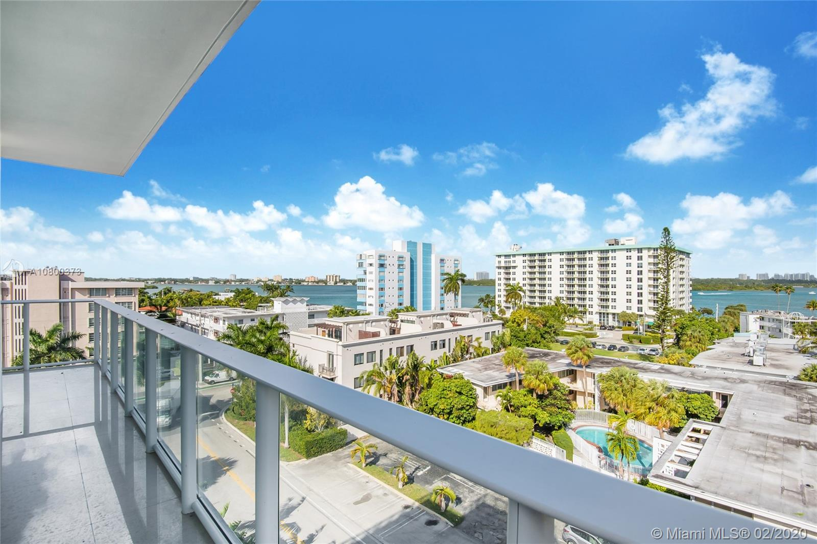 Gorgeous boutique building in the exclusive area of Bay Harbor Island. Le Jardind is a full service building with great amenities, rooftop terrace with a pool, 24 hrs concierge, you can enjoy the panoramic views of Miami. only 30 units in the building, custom cabinetry, 9' ceilings. Top of the line public schools. Walking distance to Bal Harbor Shops.